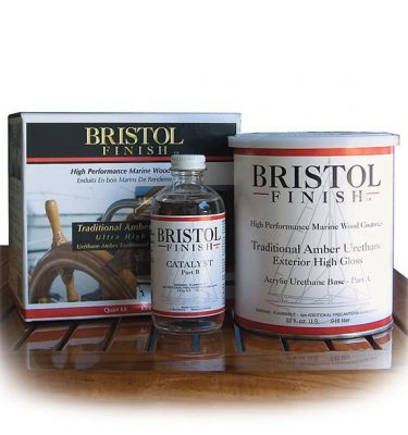 Bristol Finish 1qt Kit