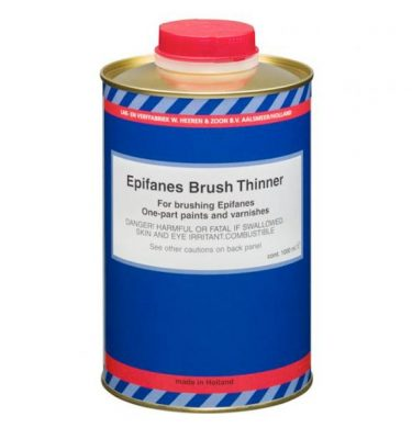 Epifanes Brush Thinner