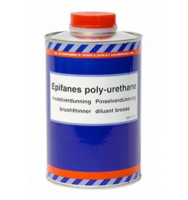 Epifanes Polyurethane Brush Thinner