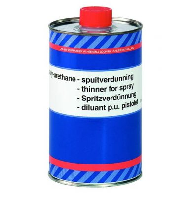 Epifanes Polyurethane Thinner for Spray