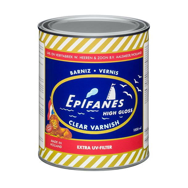 Epifanes Clear Varnish