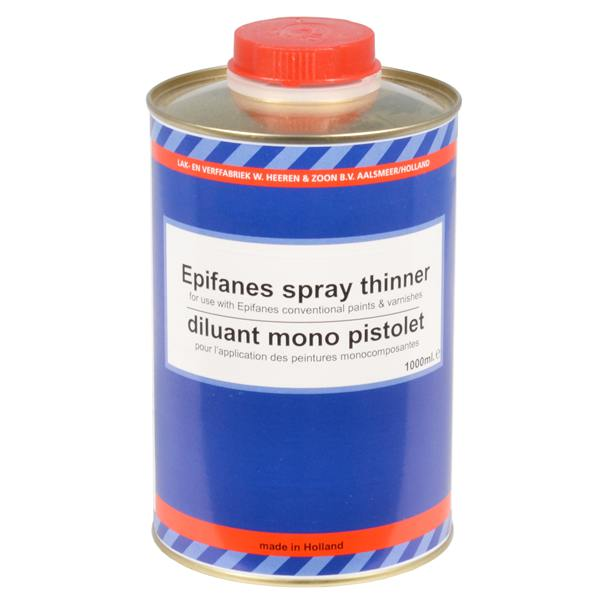 Epifanes Spray Thinner for Paint and Varnish