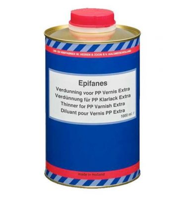 Epifanes Thinner for PP Varnish Extra