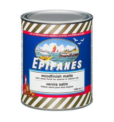 Epifanes Woodfinish Matte