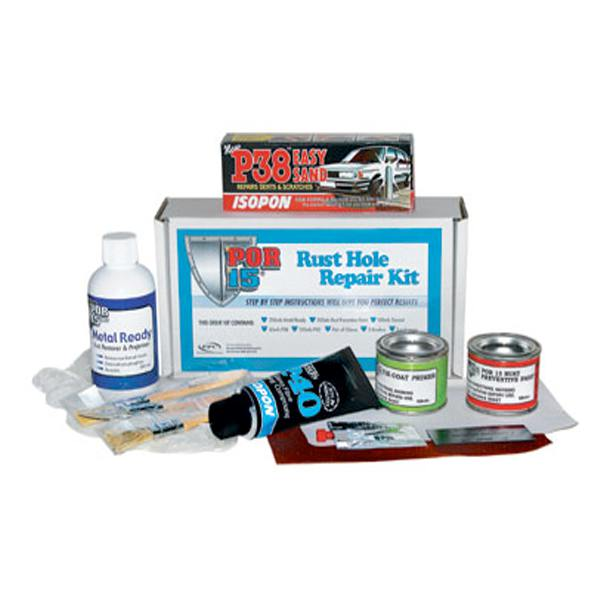 POR-15 Rust Hole Repair Kit